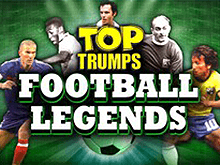Алгоритм спинов в игровом автомате Вулкан Top Trumps Football Legends